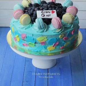 торт парадизьяк