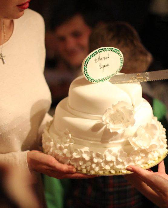 свадебный медовик