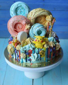 Торт Пикачу
