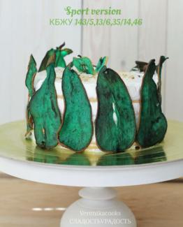 творожный торт пп