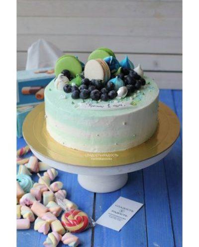 детский торт на день рождения на заказ в спб