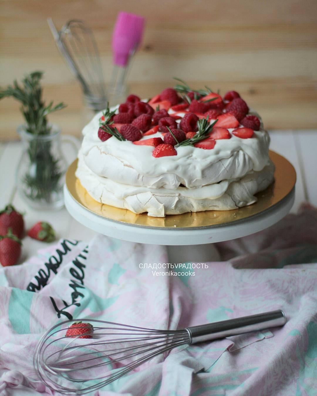 Торт Анна Павлова на заказ