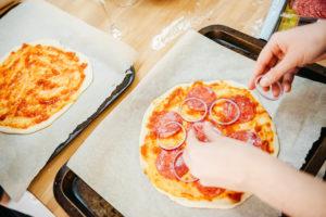 мастер класс итальянская пицца