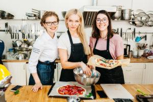 мастер класс по изготовлению пиццы в петербурге veronikacooks