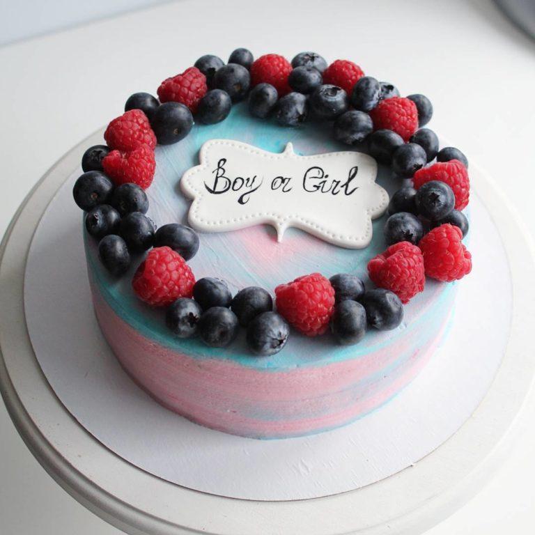 торт узнать пол ребенка