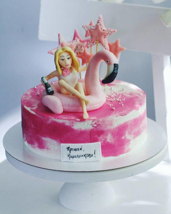 торт на девичник на заказ