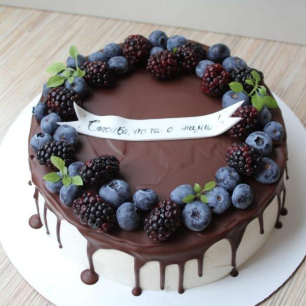 Диабетический торт