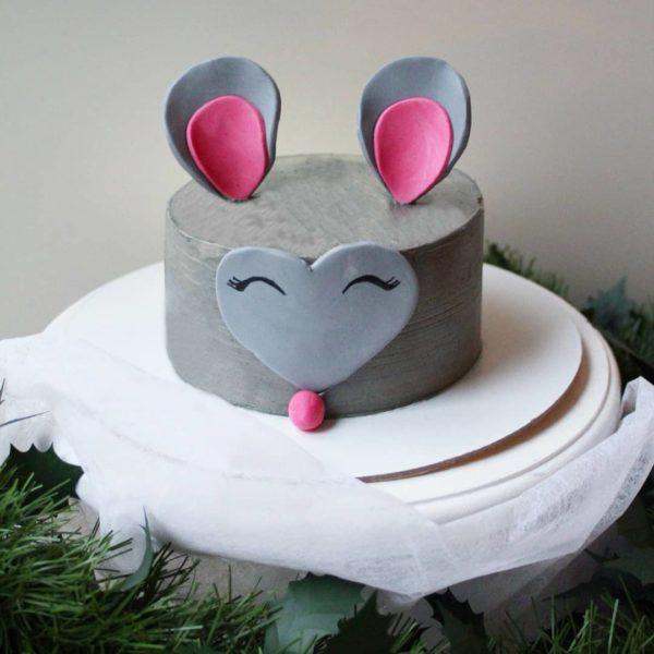 торт мышь