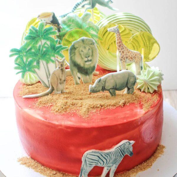 Торт Африка